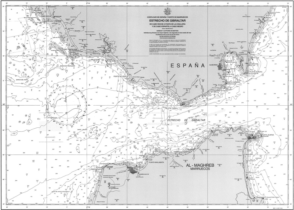 PER Carta de navegación - Escola Port Barcelona