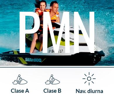 Patrón de Moto Náutica - online - Escola Port - Barcelona